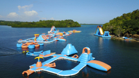 2020 Your best summer resort--inflatable water park